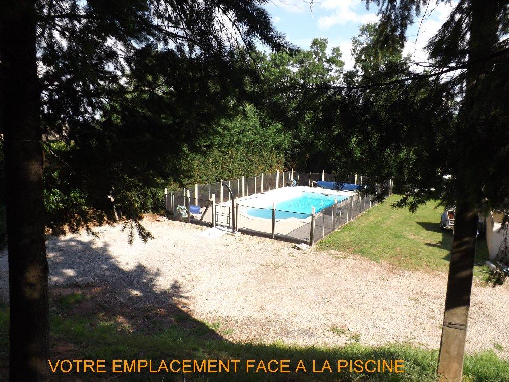 Accueillant CCH camping-car à Brive-la-Gaillarde - Corrèze (19)